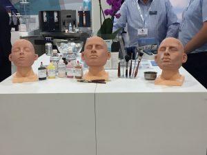 Facial reconstruction lessons
